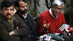AAP Says Bhushan, Yadav Backtracked From Peace Deal At The Last