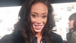 Winnie Harlow Shows Us The Perfect Way To Wear A Canadian