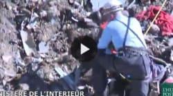 Germanwings, i soccorritori scavano a mani nude sulle montagne francesi