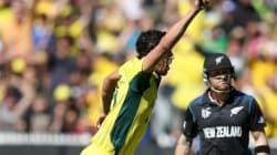 World Cup 2015: New Zealand Vs Australia Live