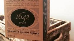 Un cola de Montréal au sirop d'érable