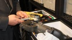Découvrez ce qu'il advient des objets confisqués à