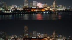 地球温暖化の防止に向けて世界が消灯リレー 『アースアワー2015』に172か国が参加