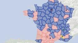 Vaucluse, Seine-Saint-Denis, Bouches-du-Rhône... zoom sur les départements