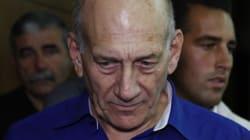 L'ex-Premier ministre israélien Ehud Olmert reconnu coupable de