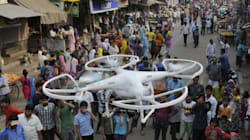 Civilian Drone Industry: Are Indian Regulators Sleeping On A Gold