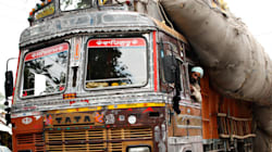 Overloaded Trucks Are A Barrier To India's