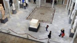 Visite dans le musée meurtri du Bardo qui a rouvert ses portes au