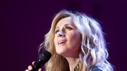 Lara Fabian rend hommage en chanson à Bruxelles