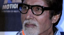 Big B Felicitated By Indian Community In