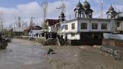 Good News In The Valley, Finally. Weather Has Relented, Jhelum Now Flowing Below Flood