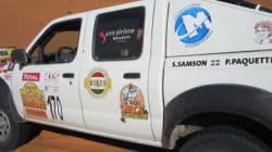 Deux infirmières de l'Hôtel-Dieu de Saint-Jérôme au Rallye Aïcha des