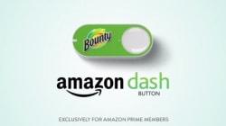 Amazon Dash Button: Le poisson d'avril qui n'en est pas