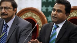International Cricket Council President Mustafa Kamal