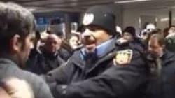 WATCH: Shocking Brawl Involving Transit Officers Caught On