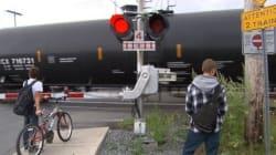 Le CN réduit la vitesse de ses trains de