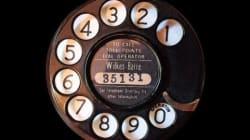 O primeiro telefonema
