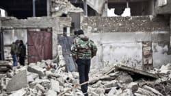 Les rebelles en Syrie contrôlent la frontière avec la