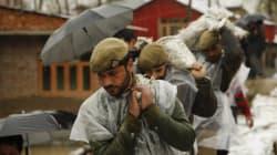 Kashmir Floods: Night-Long Rain Keeps Thousands On