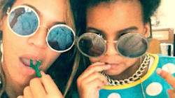 Bey And Blue Are The Most Stylish Mother-Daughter Duo