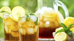 Three Refreshing and Easy Iced Tea and Tea Cocktail