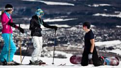 6 stations de ski pour skier en short ce