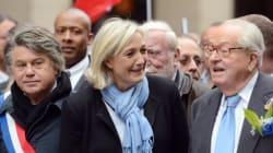 Collard critique Le Pen qui l'invite à