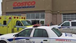 Un homme arrêté au Costco de
