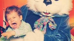 20 enfants qui ont peur des lapins de Pâques