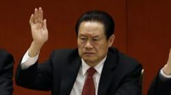 Le dirigeant déchu Zhou Yongkang inculpé de corruption et abus de