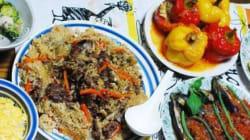世界の食卓で食事をしてきたオダヒロコさん「旅先で自分の思い込みに気が付いた」