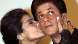 This Year's Christmas Present Is The Return Of The SRK-Kajol