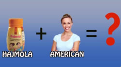 Americans + Hajmola =
