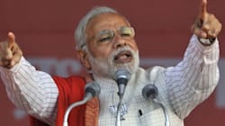 Combative Modi Hardsells Government's Achievements In Bangalore