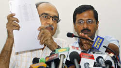God And History Will Not Forgive You, Prashant Bhushan Says In Open Letter To Arvind