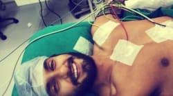 Ranveer Singh Live Tweeted His Surgery