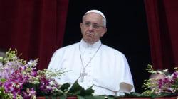 Le pape appelle à la fin des tragédies et des