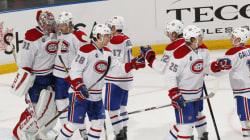 Le Canadien bat les Panthers