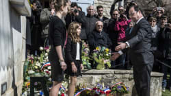 A Izieu, Hollande met en garde contre les