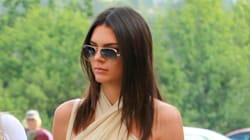 Kendall Jenner Wore A Crop Top To