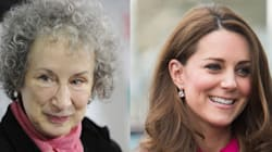 Margaret Atwood Has Some Interesting Things To Say About Kate Middleton's