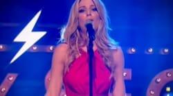 Edurne canta 'Amanecer' en directo: una muestra de lo que veremos en Eurovisión
