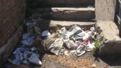 Roma grande monnezza: senza più gli spazzini di una