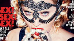 Madonna's Cosmopolitan Magazine Cover May Be Her Sexiest One