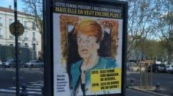 L'aggressive campagne d'affichage de Ménard contre les Galeries