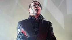 Marilyn Manson attaqué après un spectacle en