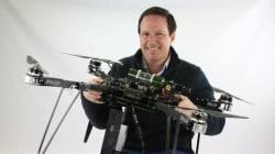 Contre la déforestation, des drones pour replanter un milliard d'arbres par