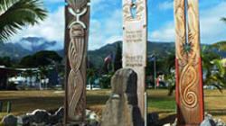 南太平洋に浮かぶ「核実験の悲劇の地」