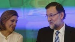 Rajoy añade a su agenda un acto de partido con Cospedal tras la tensión