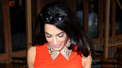 Amal Clooney's '60s-Inspired Outfit Is Pure